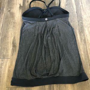 lululemon athletica Tops - Lululemon tank with built-in sports bra